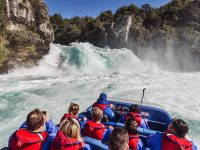 Huka Falls Jetboat Adventures