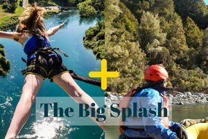 Raft and Bungy Taupo Combo