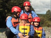 Family Rafting Tongariro