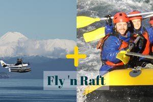 Fly Raft Combo