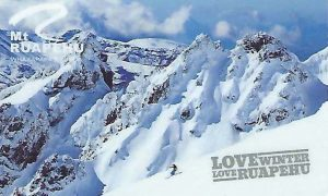 Love Winter Love Ruapehu