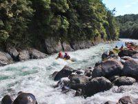 Tongario Grade 4 Rafting