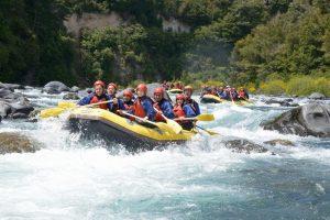 Tongario Rafting
