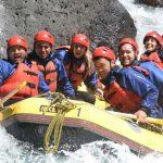 Taupo White Water Rafting Group