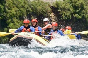 White Water Rafting small