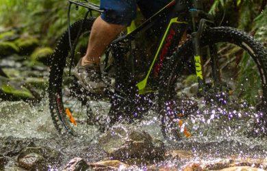 Raft and Mountain Bike!