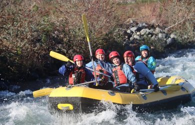 Taupo White Water Rafting Special